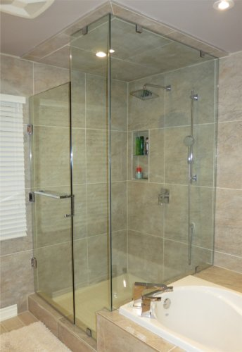 Shower Glass 6