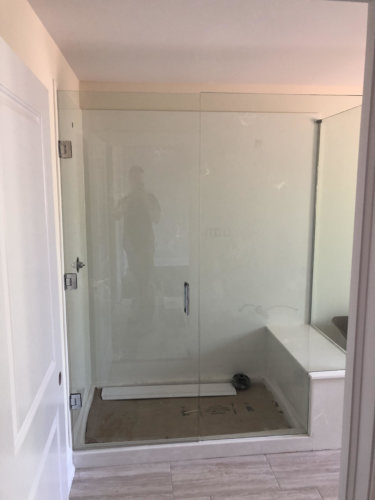 Shower Glass 13