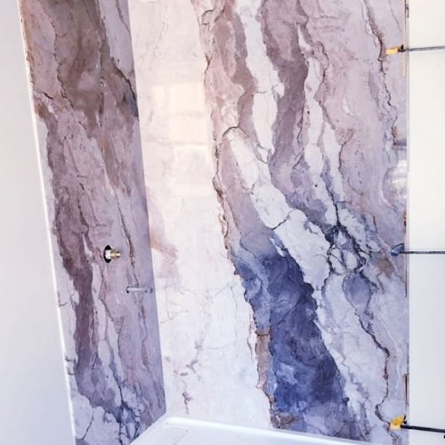 Shower Wall Panel 13
